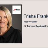 Trisha Frank Named Government Programs VP at Air Transport Services Group - top government contractors - best government contracting event