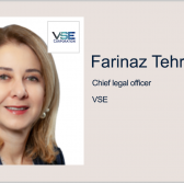 Farinaz Tehrani Named VSE SVP, Chief Legal Officer & Corporate Secretary - top government contractors - best government contracting event