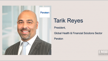 Peraton Secures $497M Contract to Build VA Cloud Infrastructure; Tarik Reyes Quoted - top government contractors - best government contracting event