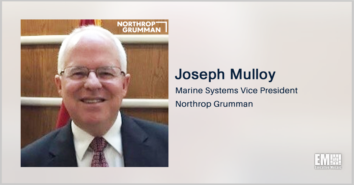 Northrop Secures $69M to Continue Navy Submarine Launcher Hardware Production; Joseph Mulloy Quoted - top government contractors - best government contracting event