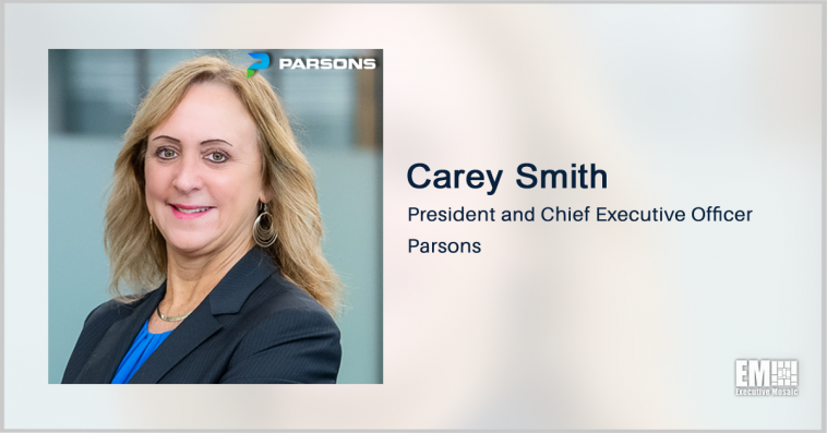 Parsons to Compete for Task Orders Under ASTRO Contract; Carey Smith Quoted - top government contractors - best government contracting event