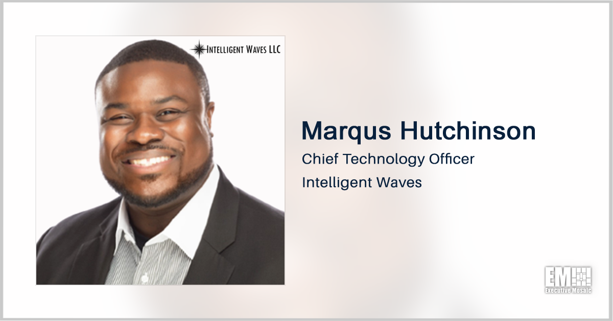 Intelligent Waves Receives Air Force Contract for Wireless Comms; Marqus Hutchinson Quoted