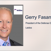 Leidos Wins Potential $600M Contract to Continue Army Geospatial Data Support; Gerry Fasano Quoted - top government contractors - best government contracting event