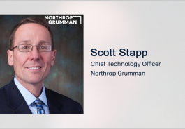 Northrop's Scott Stapp: Weapons That Easily Link to Networks Could Offer More Value to Future Militaries - top government contractors - best government contracting event