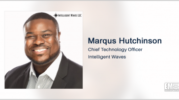 Intelligent Waves Receives Air Force Contract for Wireless Comms; Marqus Hutchinson Quoted - top government contractors - best government contracting event