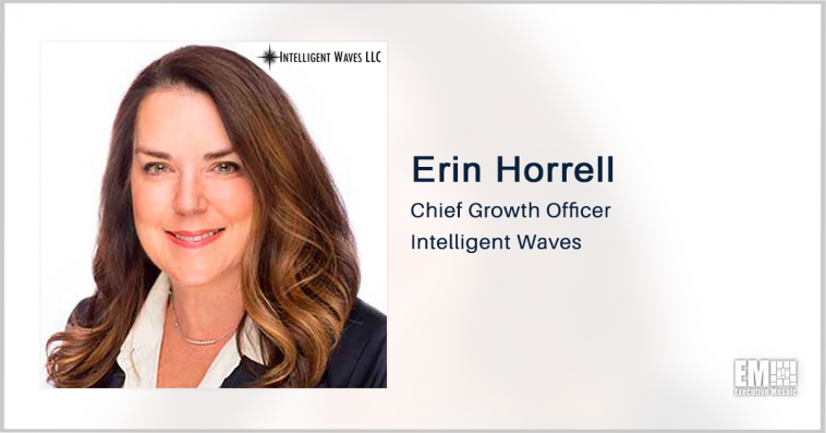Intelligent Waves Books Task Orders Under Army, GSA Contracts; Erin Horrell Quoted - top government contractors - best government contracting event