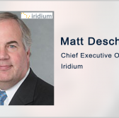 Iridium Deploys Certus Connectivity to Enhance Canadian Coast Guard's Internet Reliability; Matt Desch Quoted - top government contractors - best government contracting event