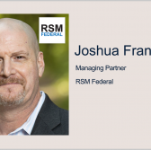 Executive Spotlight: Joshua Frank, Author, Speaker, Founder and Managing Partner of RSM Federal - top government contractors - best government contracting event