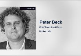 Rocket Lab to Liftoff NASA Cislunar Navigation Test Satellite; Peter Beck Quoted - top government contractors - best government contracting event
