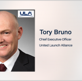 ULA's Tory Bruno Expects to Receive BE-4 Rocket Engines Before End of 2021 - top government contractors - best government contracting event