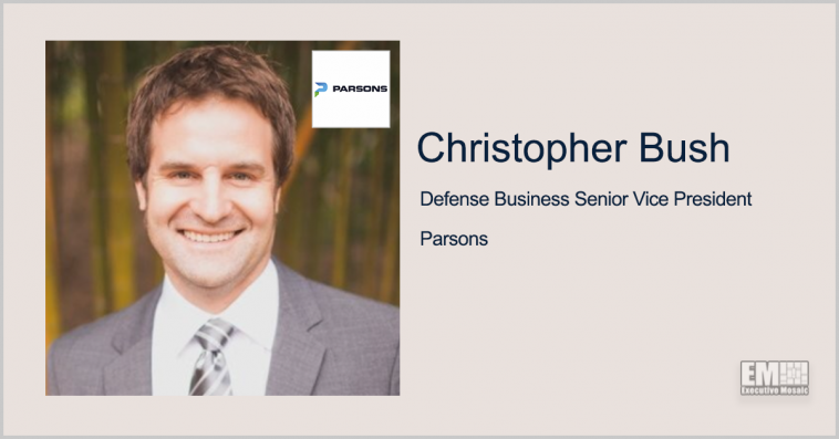 Parsons Secures Navy Contract for C4ISR Systems Engineering Support; Christopher Bush Quoted - top government contractors - best government contracting event