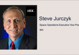 NASA Vet Steve Jurczyk Named IBX's Space Operations EVP - top government contractors - best government contracting event