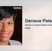 Deltek's Deniece Peterson on Federal IT Modernization-Influenced M&As - top government contractors - best government contracting event