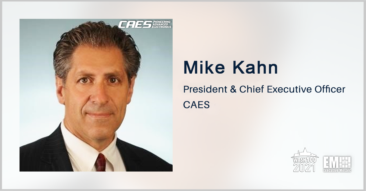 Mike Kahn: CAES to Supply RF Technologies for US Missile Defense Program - top government contractors - best government contracting event