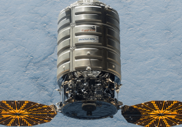 Northrop's Cygnus Spacecraft Sends NASA Experiments to ISS for Resupply Mission - top government contractors - best government contracting event