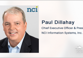 NCI Information Systems to Offer AI Tech, Services Under Navy's SeaPort-NxG Contract; Paul Dillahay Quoted - top government contractors - best government contracting event