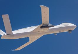 General Atomics' Avenger UAS With Lockheed Sensor Showcases Autonomous Tracking - top government contractors - best government contracting event