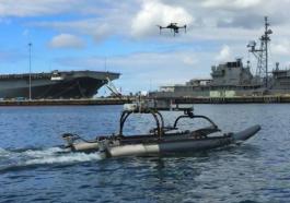 Marine Advanced Robotics, Planck Aerosystems Launch sUAS-USV Alliance - top government contractors - best government contracting event