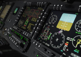 UH-60V Helicopter With Northrop's Avionics Package Achieves First Unit Equipped Status - top government contractors - best government contracting event
