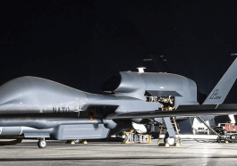 Northrop to Sustain NATO Alliance Ground Surveillance Aircraft, C2 Stations Under New Contract - top government contractors - best government contracting event