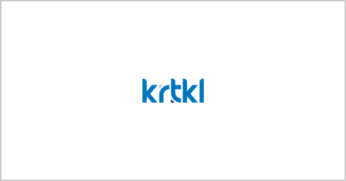 krtkl, Partners to Develop Sensor Fusion Platform for Army Robotic Combat Vehicle - top government contractors - best government contracting event