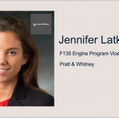 Pratt & Whitney's Jennifer Latka Highlights Necessity of F135 Engine Modernization Amid F-35 Upgrades - top government contractors - best government contracting event