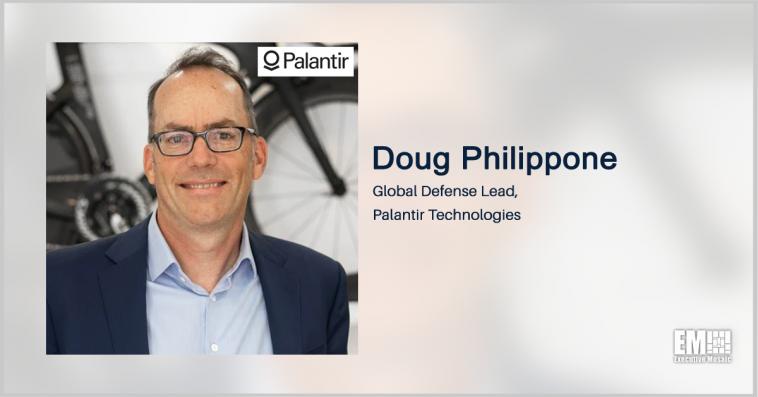 Doug Philippone on Palantir's Work on SOCOM Contract, Army's TITAN Program - top government contractors - best government contracting event