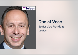 Leidos to Manage IT Operations of 3 Shore-Based Navy Networks; Daniel Voce Quoted - top government contractors - best government contracting event