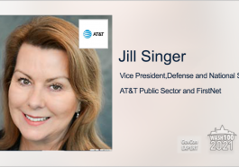 AT&T, NOVA Kick Off IT Apprenticeship Program to Support National Security Agencies; Jill Singer Quoted - top government contractors - best government contracting event