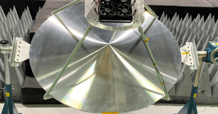 Lockheed Builds New Hybrid Satellite Dish Tech - top government contractors - best government contracting event