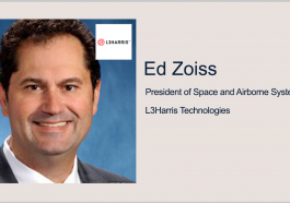 L3Harris Expands Production Facility to Include Unclassified Satellite Development; Ed Zoiss Quoted - top government contractors - best government contracting event