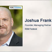 Best-Selling Author Joshua Frank to Host Virtual Fireside Chat for ExecutiveBiz Events on 'How to Win Government Contracts' on Thursday - top government contractors - best government contracting event