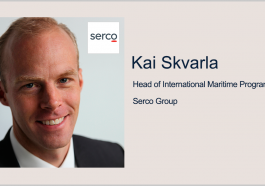 Former BMT President Kai Skvarla Joins Serco as International Maritime Programs Head - top government contractors - best government contracting event