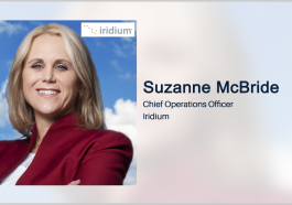 COO Suzanne McBride on Iridium's IoT Subscriber Growth, Government Business - top government contractors - best government contracting event