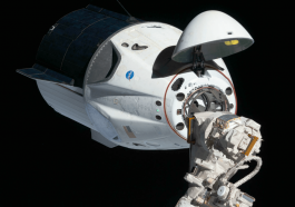 SpaceX Dragon Brings New Science Experiments to ISS in 23rd Resupply Mission - top government contractors - best government contracting event