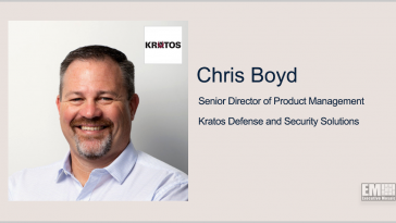 Kratos Enables Satellite Ground System Platform's Deployment on Red Hat Cloud Environment; Chris Boyd Quoted - top government contractors - best government contracting event