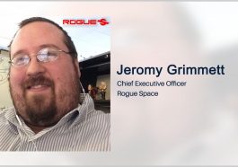 Rogue Transport Spacecraft to Launch Aboard Firefly Rocket; Jeromy Grimmett Quoted - top government contractors - best government contracting event