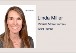 Linda Miller Returns to Grant Thornton as Principal - top government contractors - best government contracting event
