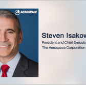 Steve Isakowitz: Rapid Tech Advancements Could Transform Military Space Contracting Process - top government contractors - best government contracting event