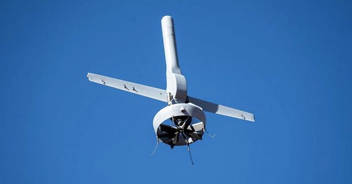 Northrop, Martin UAV Demo New Navigation, Targeting Tech on V-BAT Drone - top government contractors - best government contracting event