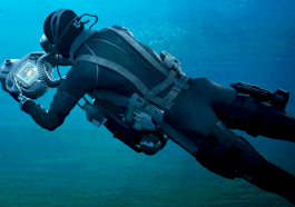 Collins Aerospace Unveils Handheld Navigation Tool for Military Divers - top government contractors - best government contracting event