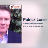 Space Industry Vet Patrick Loner Named CEO of Voyager's Altius Subsidiary - top government contractors - best government contracting event