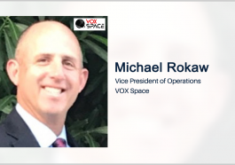 Mike Rokaw: Virgin Orbit to Compete for 'Tactically Responsive Launch' Contracts - top government contractors - best government contracting event