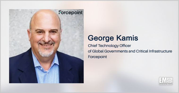 Forcepoint's George Kamis on 5 Measures Agencies Should Take to Protect Cloud-Based Sensitive Data - top government contractors - best government contracting event