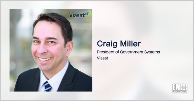Viasat's Craig Miller: SDA's Transport Layer Discussion Should Highlight Network, System Interoperability - top government contractors - best government contracting event
