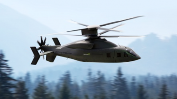 Sikorsky-Boeing Team Submits Early Proposal for Army's New Long-Range Assault Helicopter Competition - top government contractors - best government contracting event