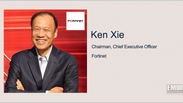Fortinet Makes Pledge to Globally Support Cybersecurity Training; Ken Xie Quoted - top government contractors - best government contracting event