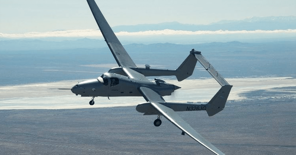 Northrop Tests Data Link for Aircraft Operations in Contested Airspace - top government contractors - best government contracting event