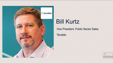 Carahsoft to Distribute Tenable Vulnerability Management Platform Across Public Sector; Bill Kurtz Quoted - top government contractors - best government contracting event