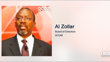 Former IBM General Manager Al Zollar Named to GCOM Board of Directors - top government contractors - best government contracting event